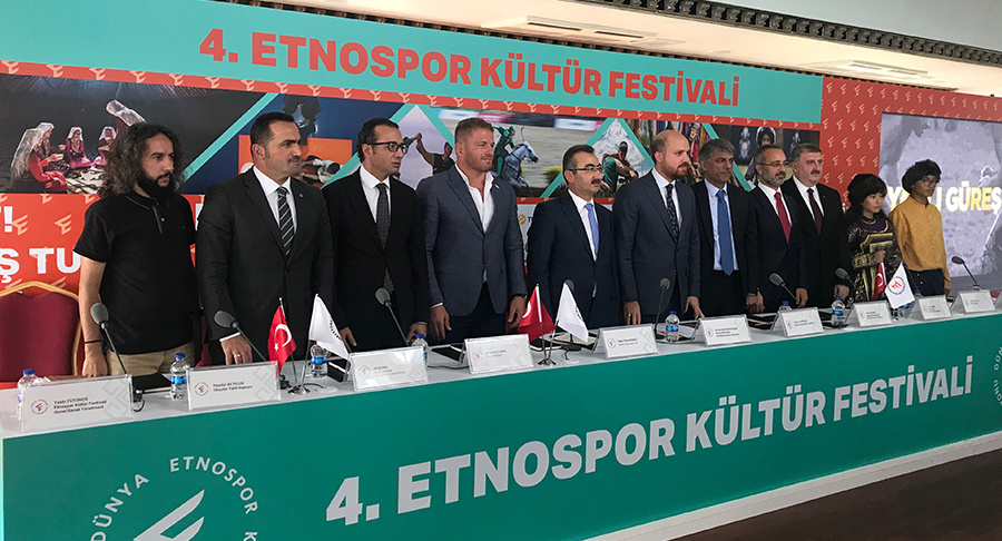 Fourth Ethnosport Culture Festival was Introduced with the Press Conference