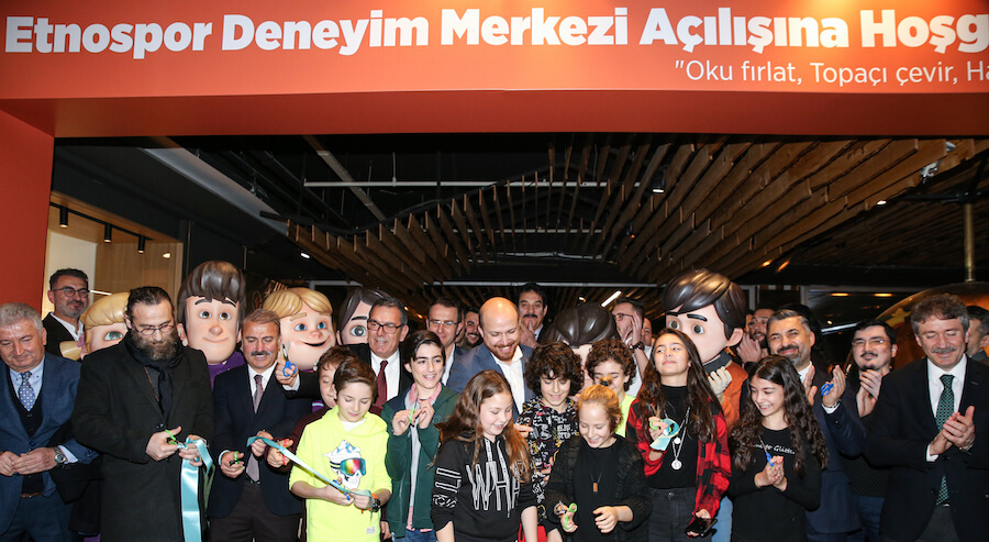 Ethnosport Experience Center is Opened