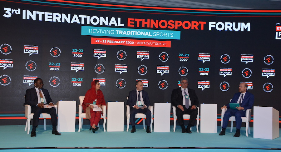 3rd International Ethnosport Forum Has Been Concluded
